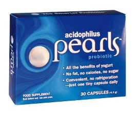 Pearls Acidophilus cps. 30