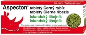 ASPECTON tablety na ka�el �ern� ryb�z 30ks